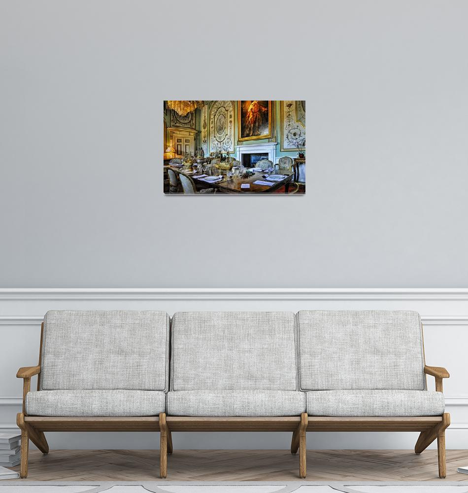 """""""State Dining Room""""  (2012) by PaulCoco"""