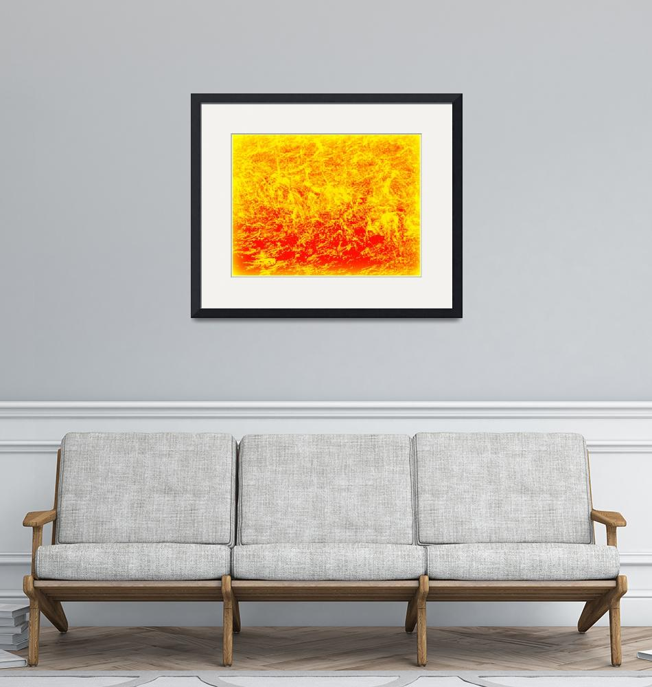 """""""Lake of Fire""""  (2012) by mhoelzer2988"""