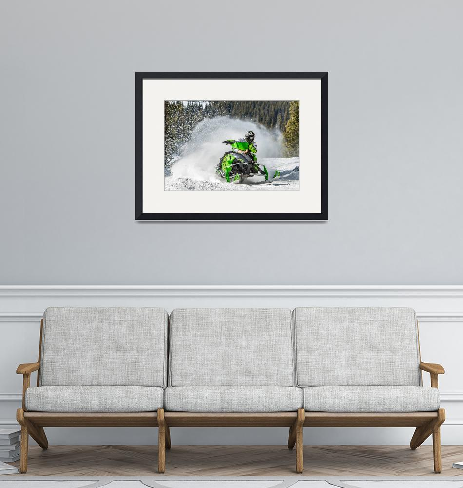 """""""2016 Arctic Cat ZR 6000RR""""  by KalmbachPublishing"""