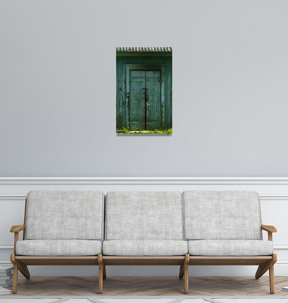 """""""Door 7""""  (2016) by janesprints"""