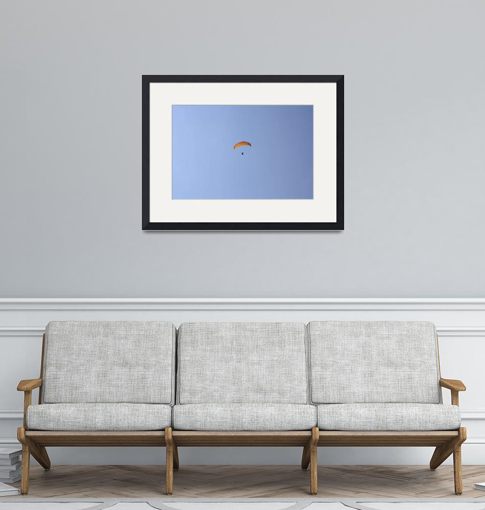 """""""Parachute in the Sky 2""""  (2009) by dmarshall"""