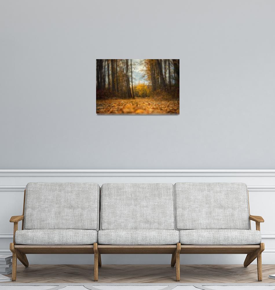 """""""Autumn Gold""""  (2019) by Piri"""