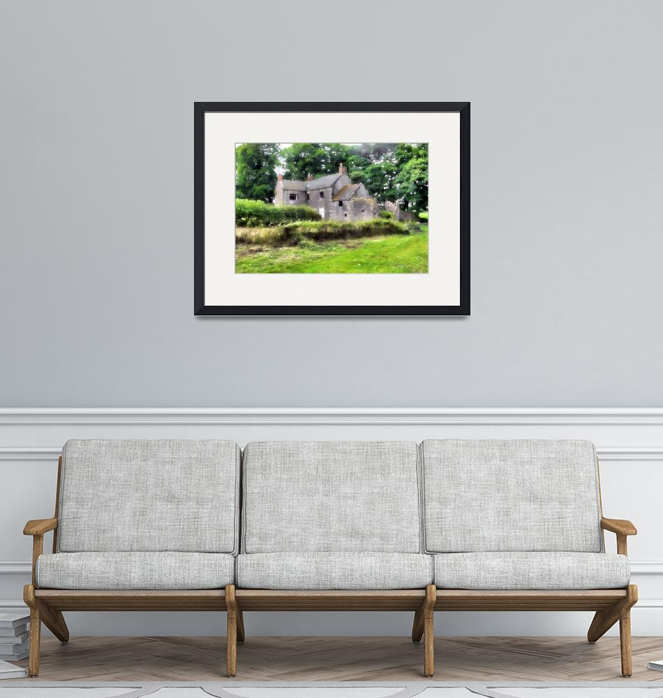 """""""Cottage in the Country""""  by carmaz"""