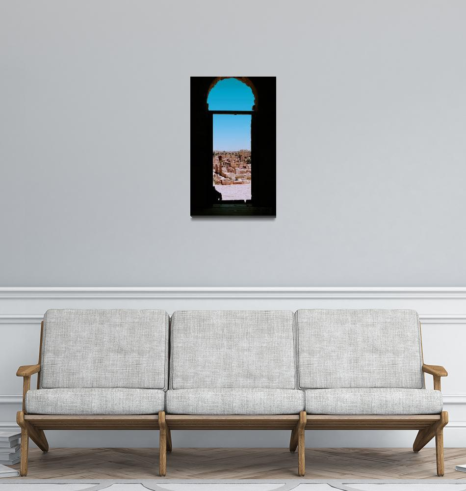 """""""Looking Out""""  (2007) by rayjacque"""