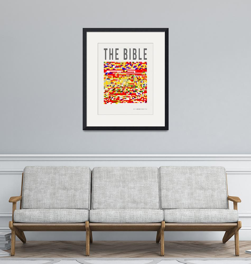 """The Bible""  (2012) by dcheesman"