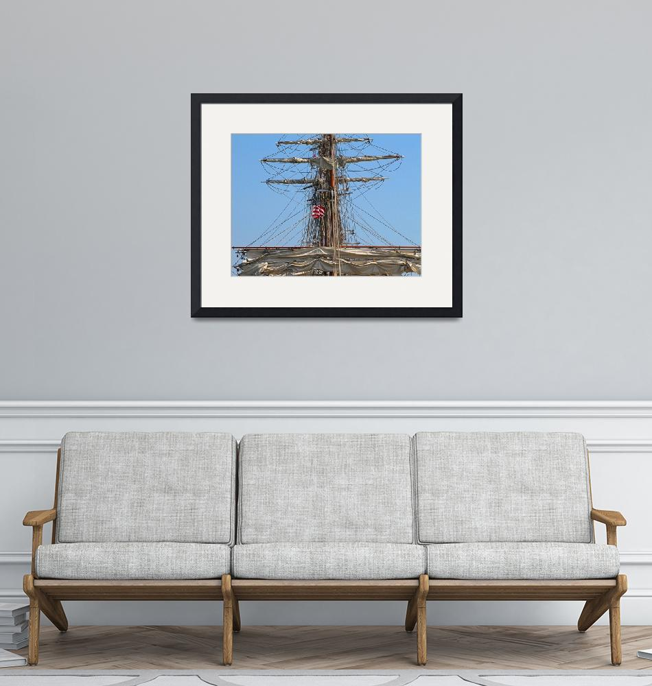 """""""Tall Ship Series""""  by ScottHovind"""