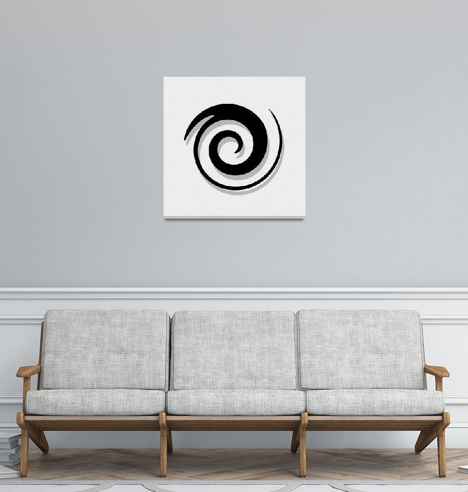 """""""Spiral""""  (2012) by Digital-Art"""