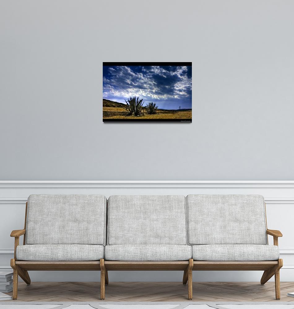 """""""Landscape""""  (2008) by S-NOCTURNUS"""