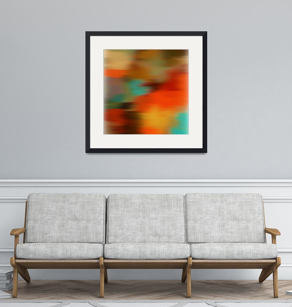 """""""Dreamy Abstract No 3F""""  by Aneri"""
