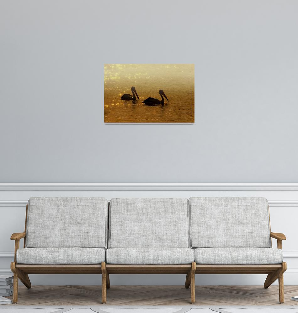 """""""Golden Morning""""  (2009) by Dawsonimages"""