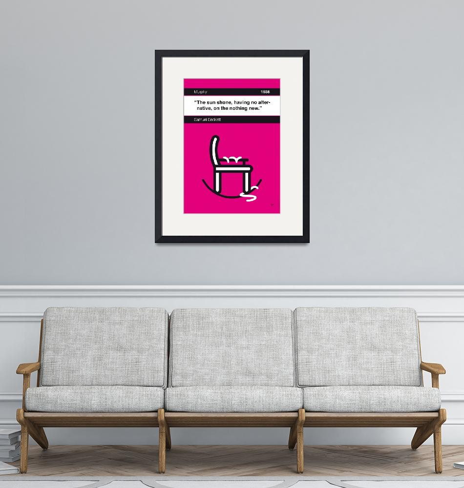 """""""No015-MY-Murphy-Book-Icon-poster""""  by Chungkong"""