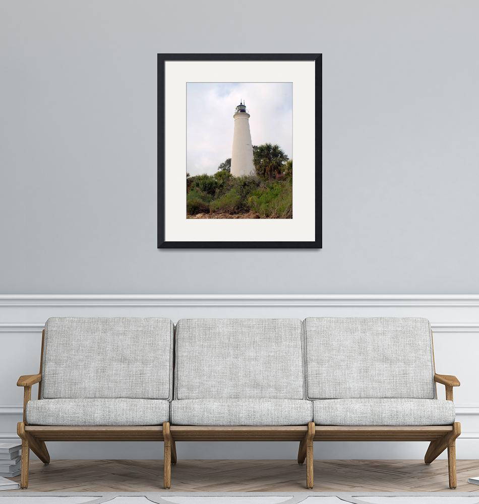 """""""St Marks Lighthouse""""  by doncon402"""