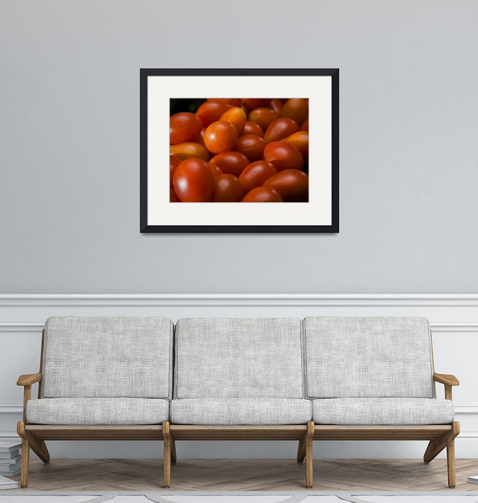 """""""Cherry Tomatoes""""  by Ahd_Child"""