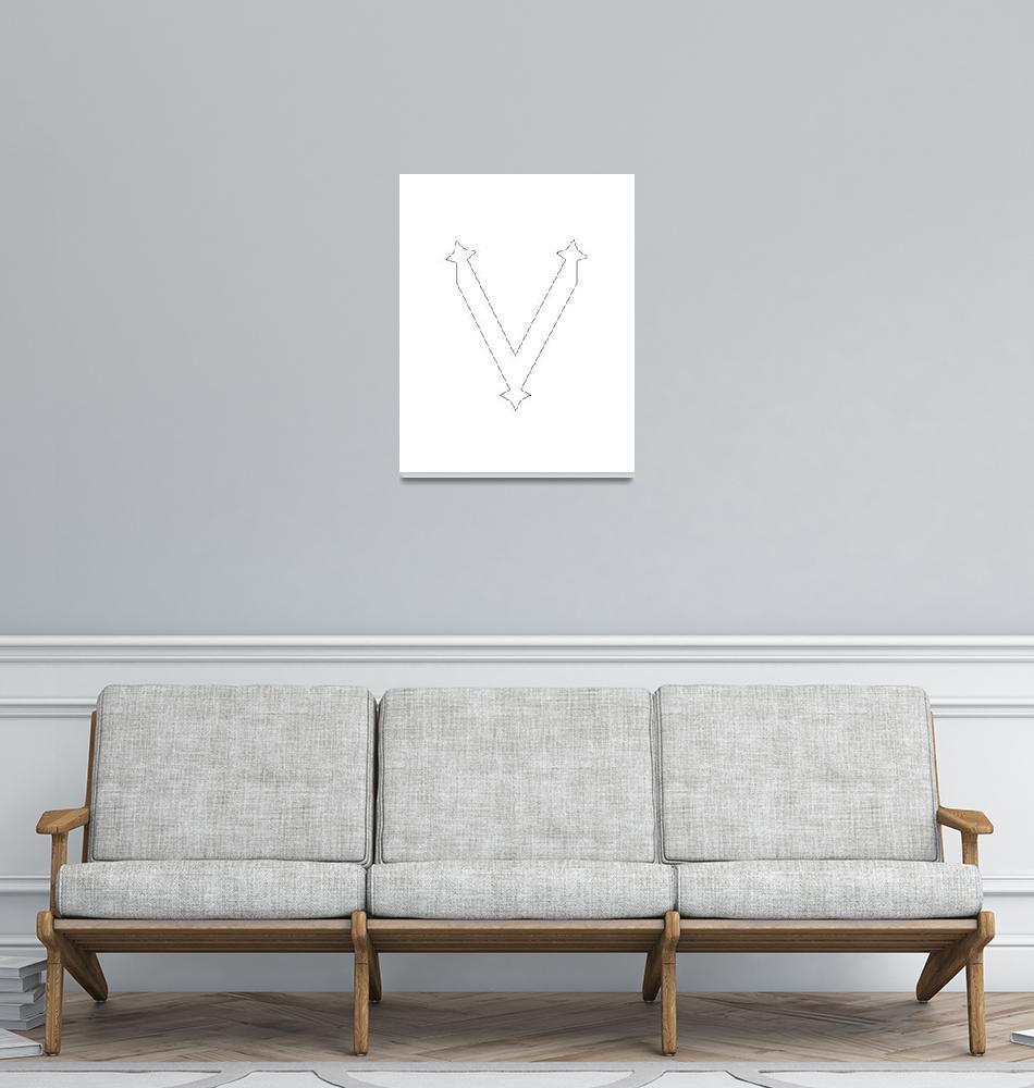"""Midevil-V""  (2011) by pipemunk"