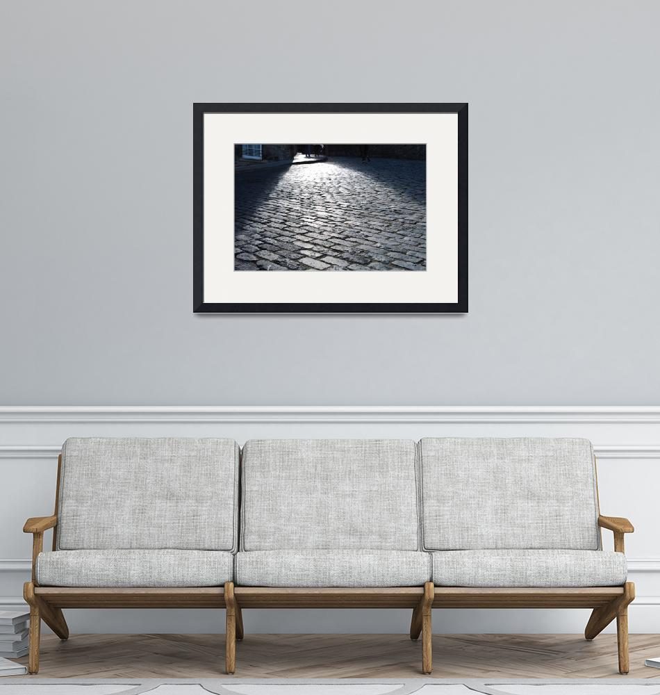 """""""Cobblestones II""""  (2008) by maghin"""