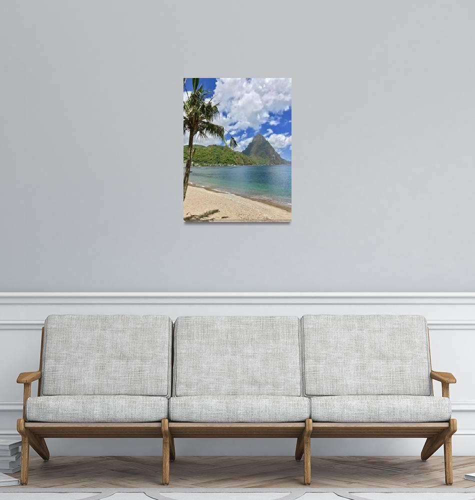 """""""St Lucia Views""""  by ChapmanLandscapes"""