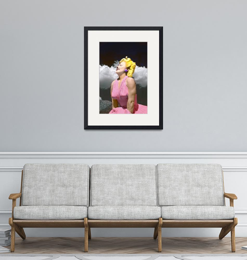 """Marilyn In Living Color""  (2013) by midcenturymodern"