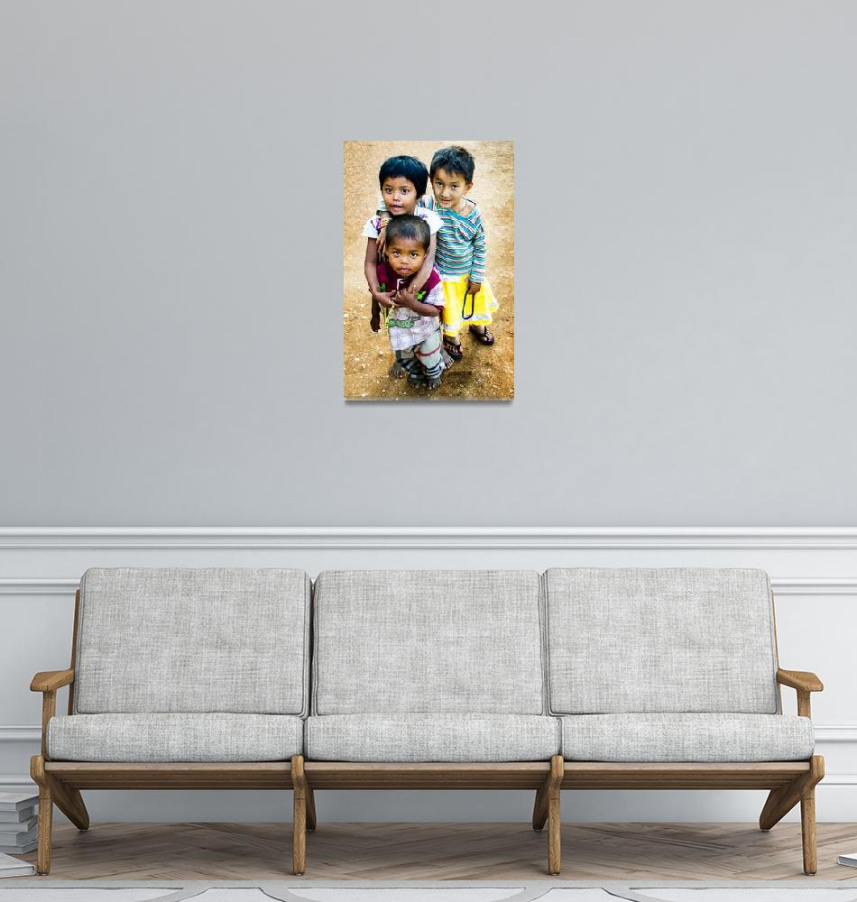 """""""Children of Bagan""""  (2012) by mjphoto-graphics"""