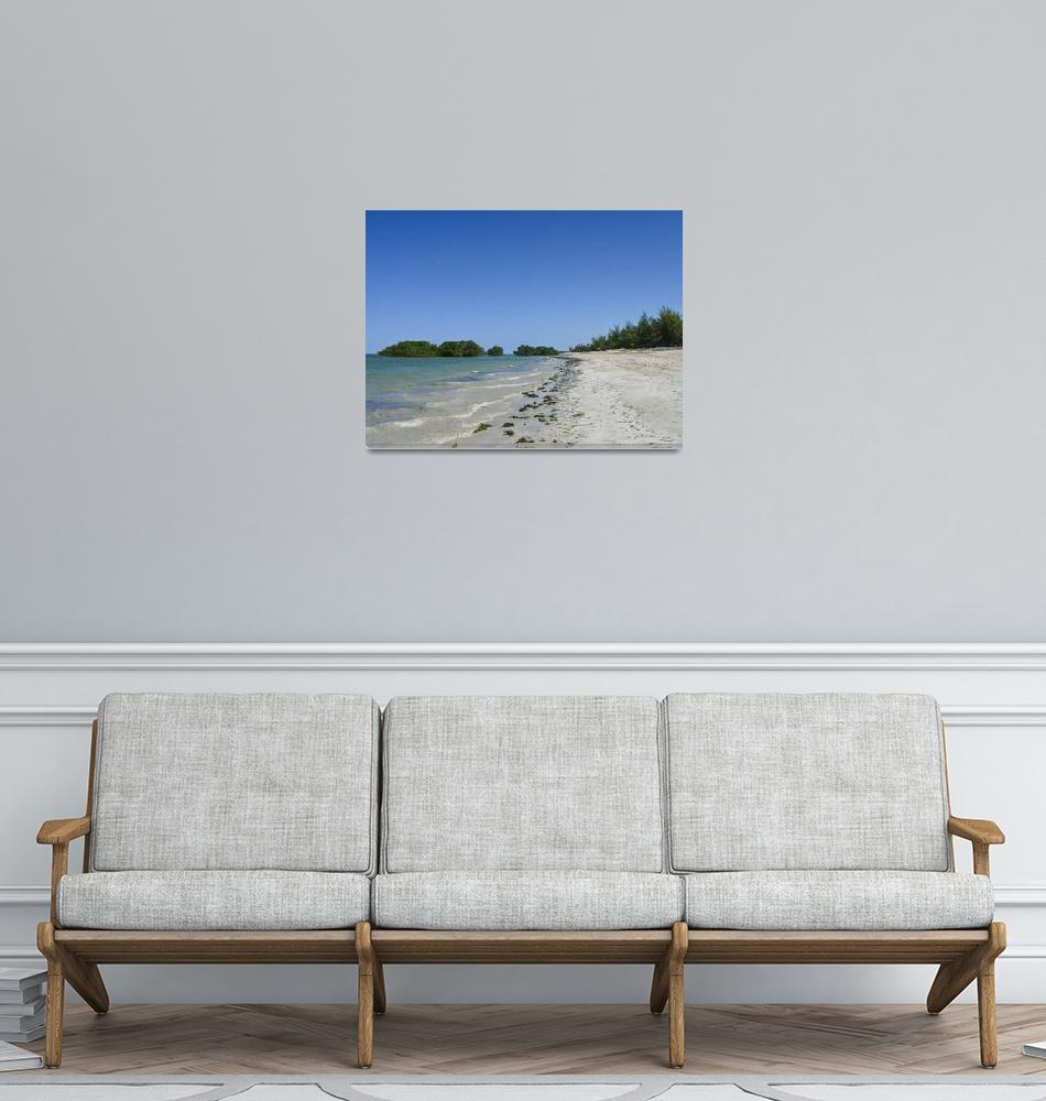 """Mozambican beach""  by rafrika"