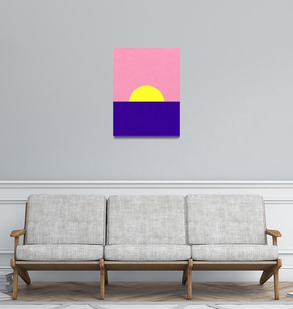 """Sunrise""  (2020) by Francine4art"
