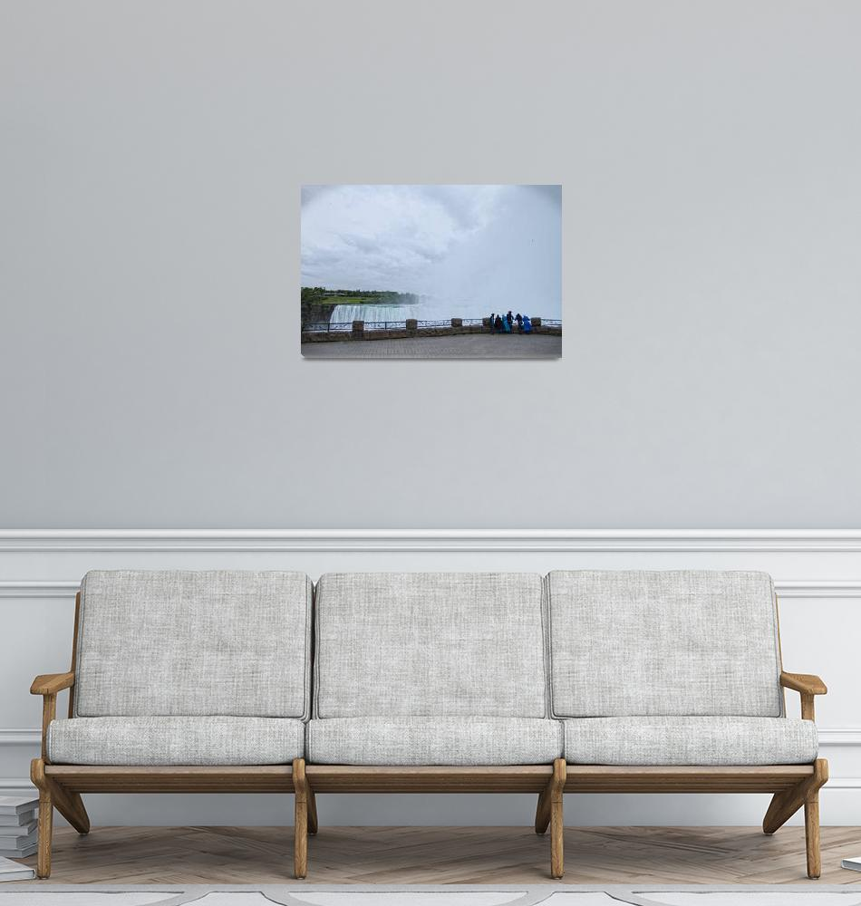 """Amish Mist""  (2015) by tillsonburg"