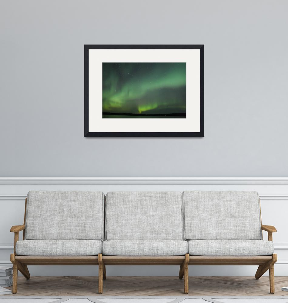"""""""Aurora Borealis, the Northern Lights""""  (2006) by MichaelReilly"""