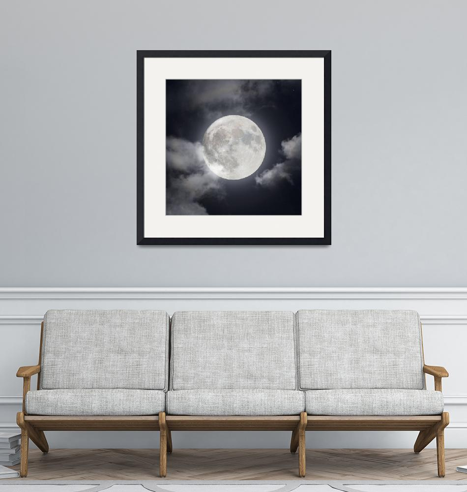 """""""Luna in Fall""""  by cosmic_background"""