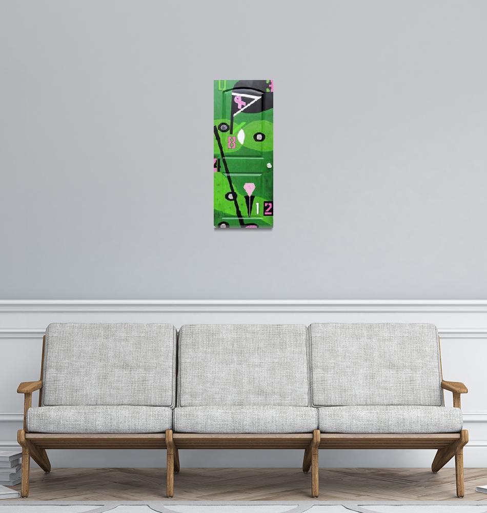 """""""Golf for cancer""""  by lisabrandel"""