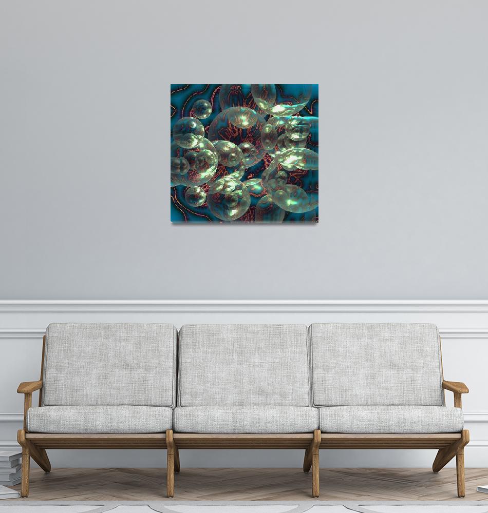 """""""Aqua"""" (2008) by glink"""