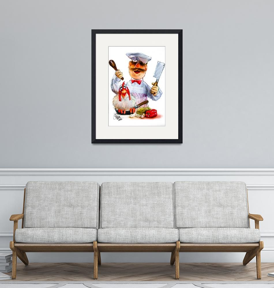 """Swedish Chef""  (2000) by paulshipper"