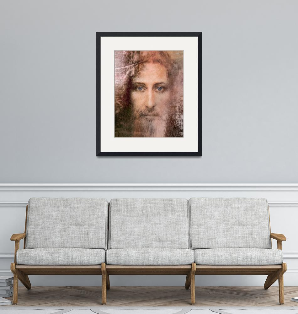 """""""Shroud of Turin""""  (2007) by ChrisCormack"""