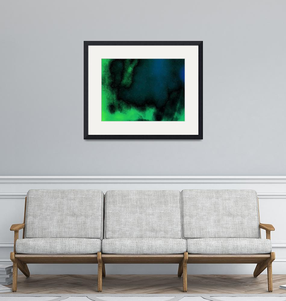 """""""Cave Wall""""  (1998) by DellaGallery"""