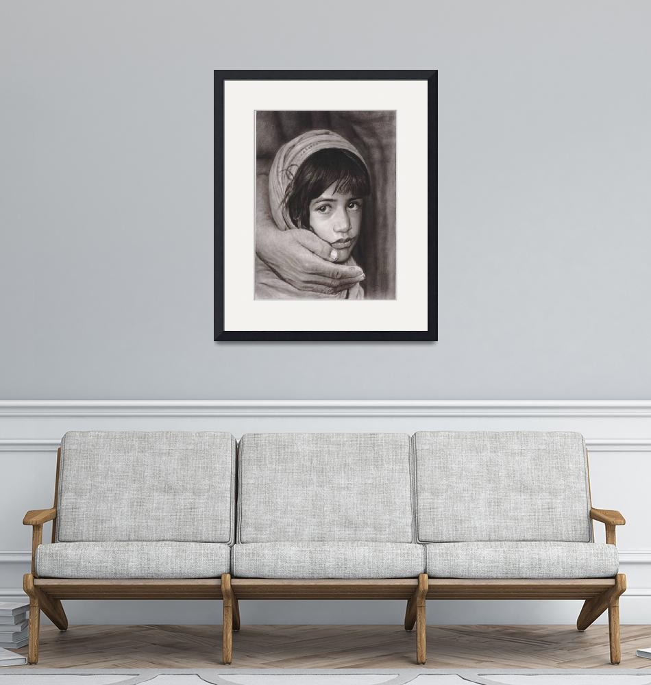 """""""The Lonely Child""""  (2003) by Thaiprints"""
