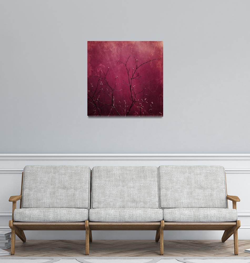 """""""Daring Pink""""  (2015) by Piri"""