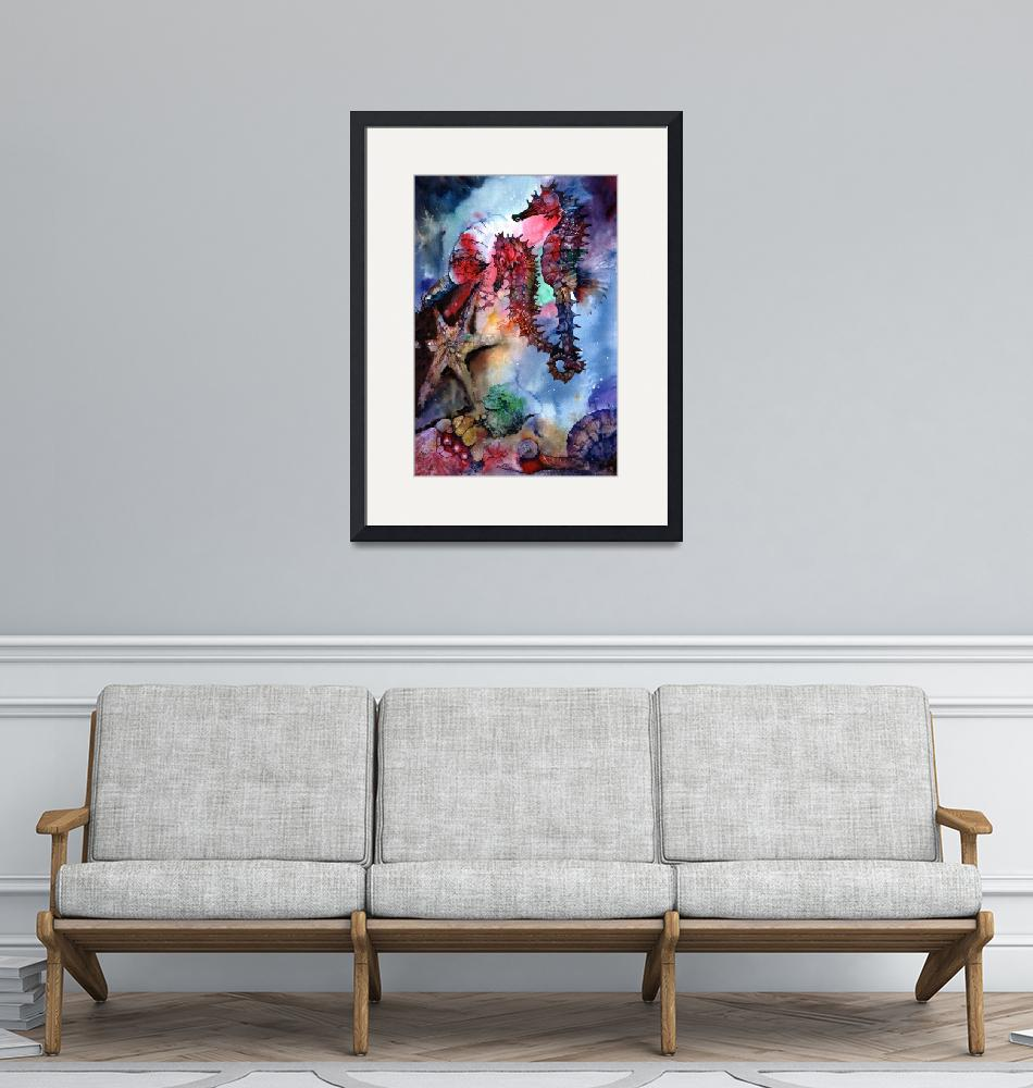 """""""The Colours That You Bring""""  (2010) by MightyFineArt"""