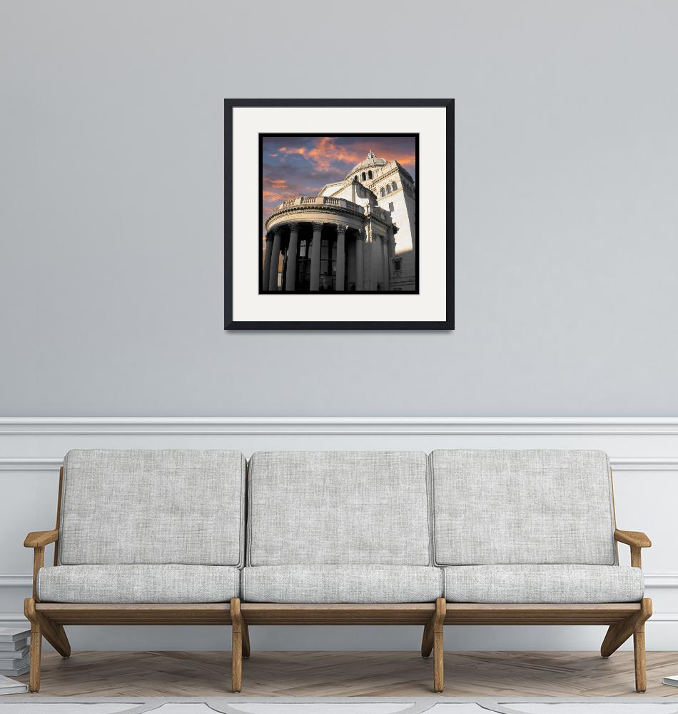 """""""The First Church of Christ, Boston, MA""""  by jamesfnomar"""