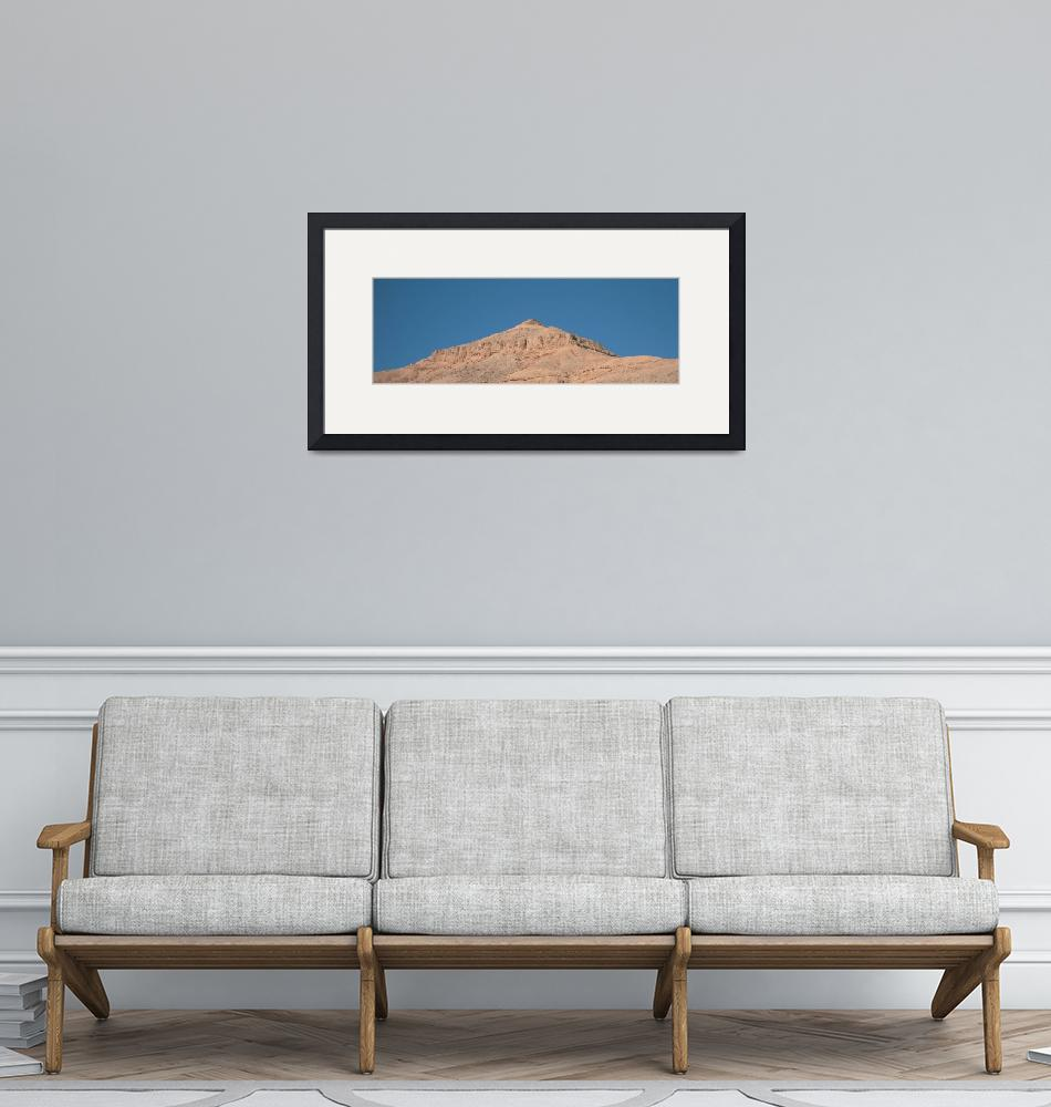 """""""Sandstone mountain""""  (2006) by charlottedude"""