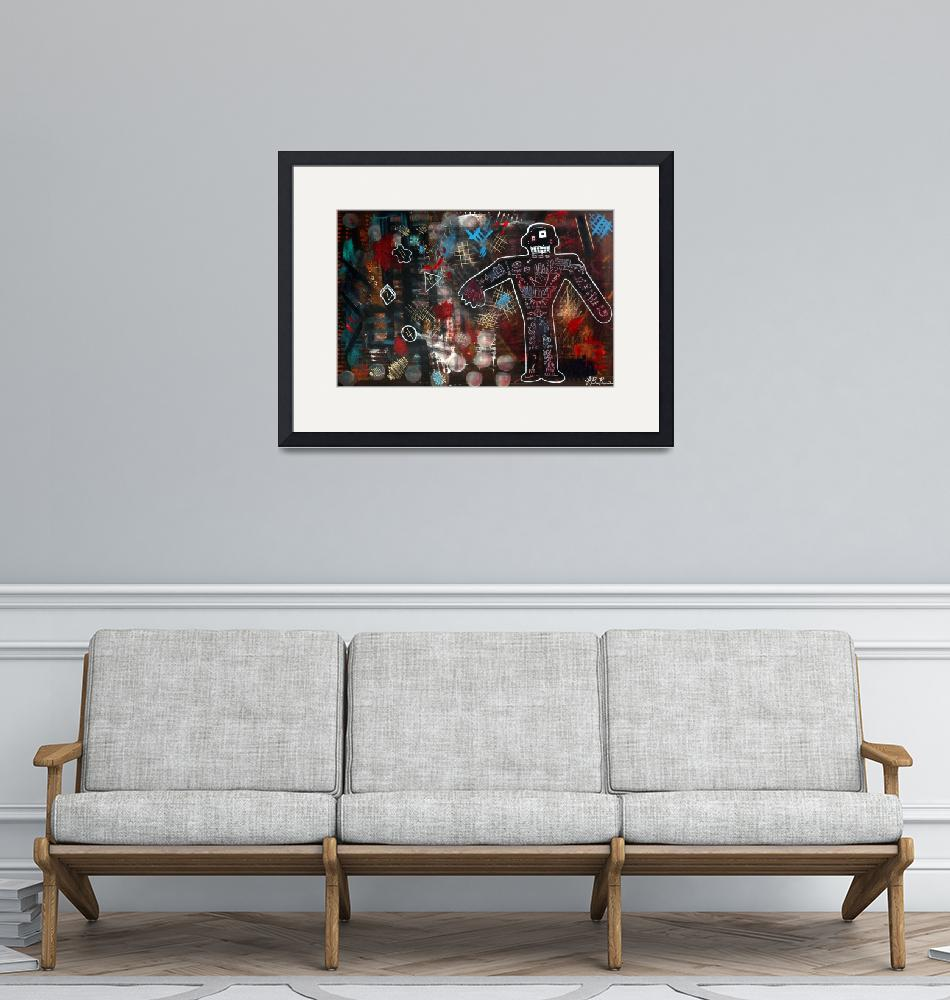 """""""No Fear of Perfection""""  (2008) by ArtPrints"""