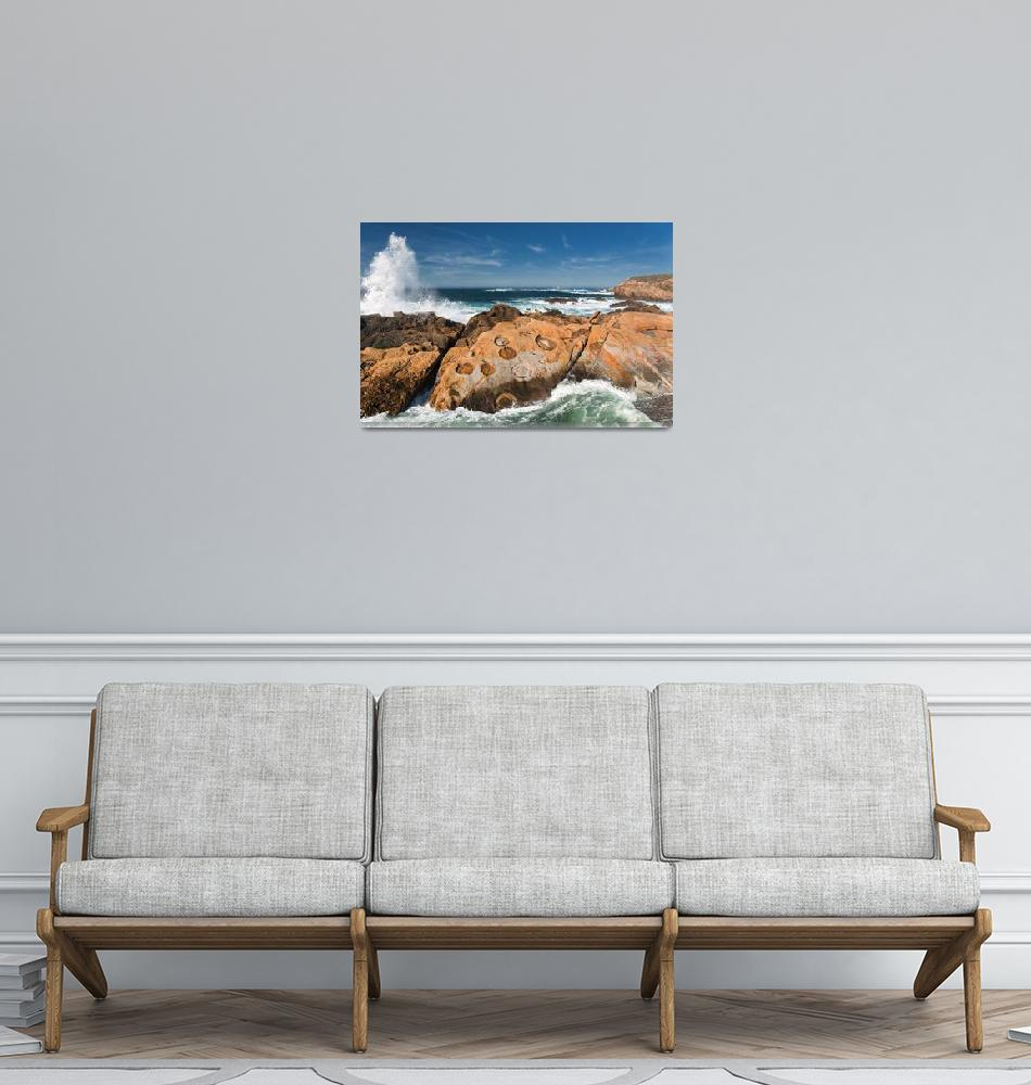 """Point Lobos""  (2019) by GlennFrancoSimmons"