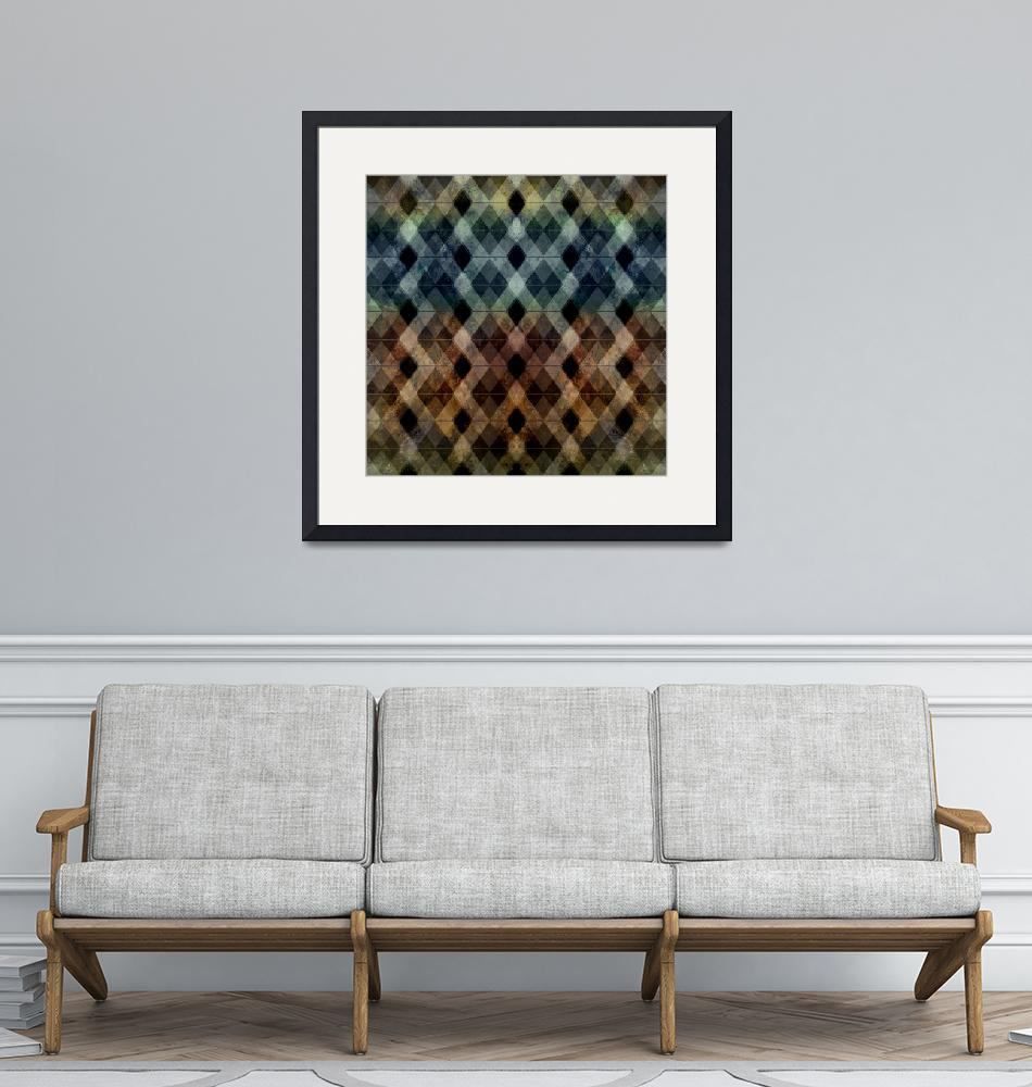 """""""abstract pattern""""  by VanessaGF"""