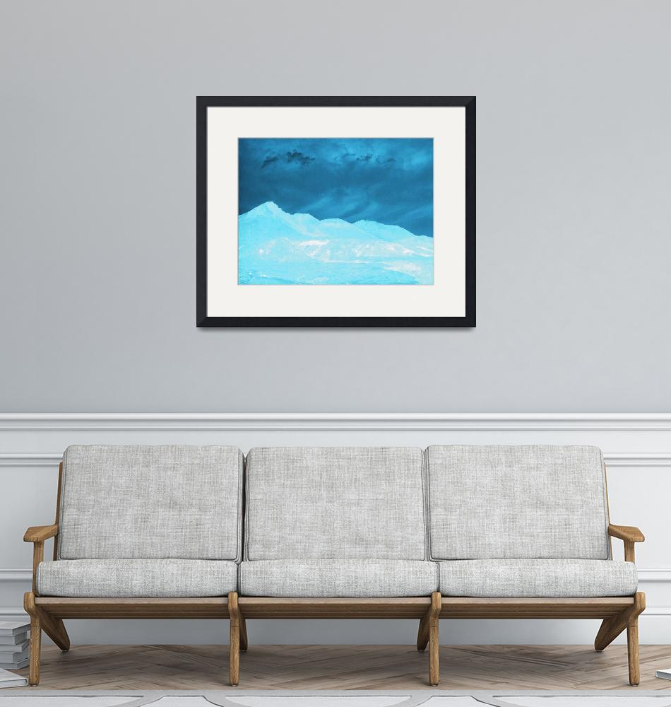 """Antarctica""  (1994) by fineartphotogifts"