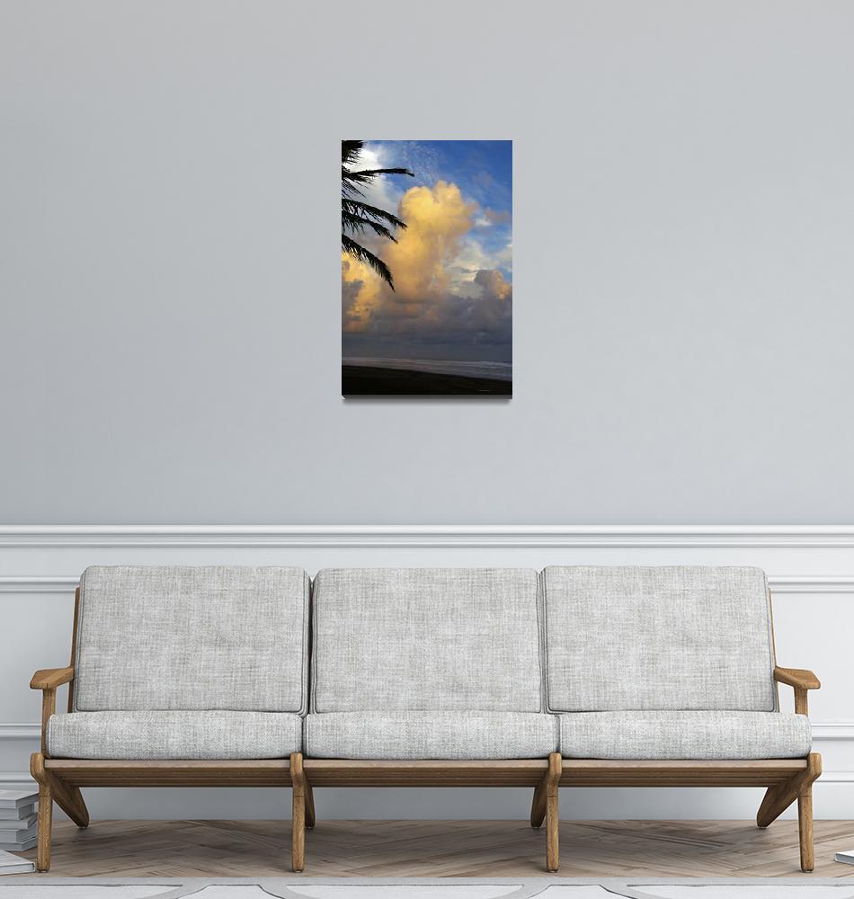 """_IGP0085.Costa Rica Sunset""  (2012) by SamSherman"