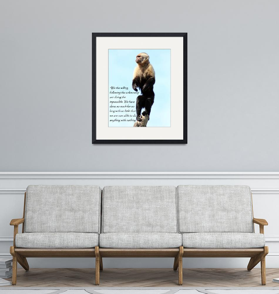"""""""working mans creed""""  (2011) by MyTreasuredImages"""