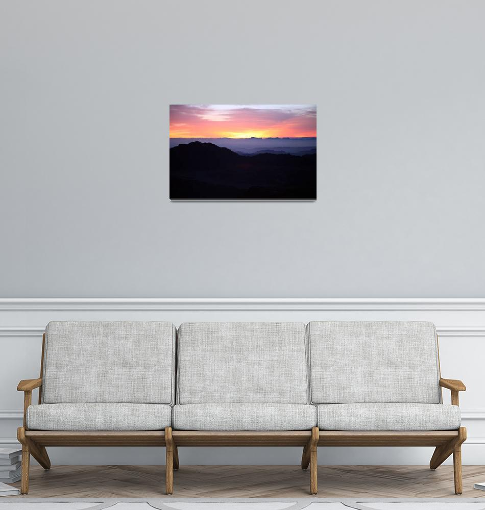 """""""Painted Sky""""  (2008) by DonnaCorless"""