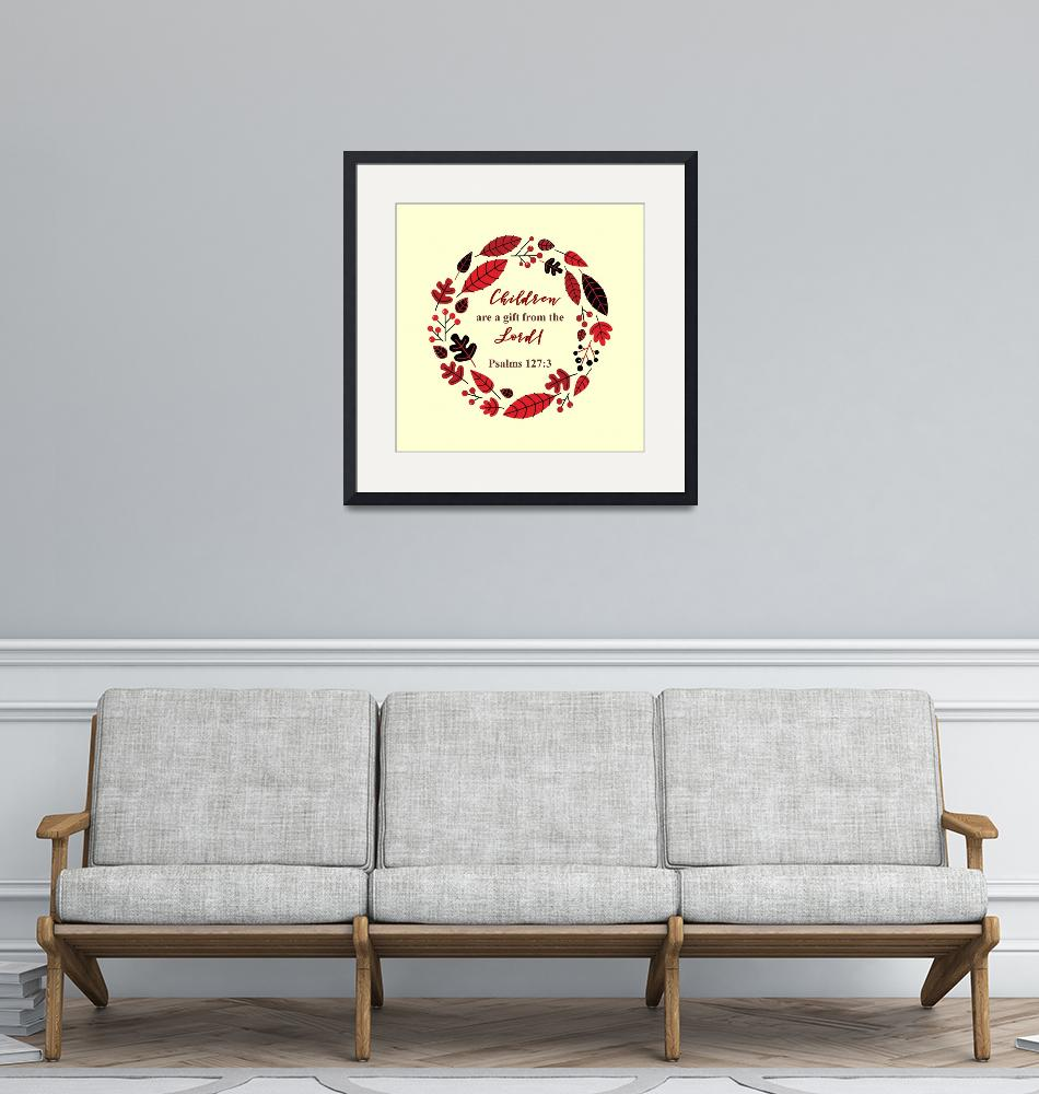 """""""BIBLE QUOTES RED WREATH-page-001""""  by marymase"""