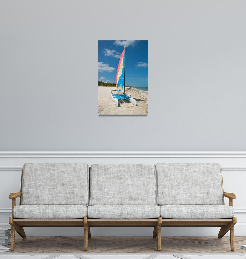 """""""Sail Away""""  (2009) by ImageArt-Photography"""
