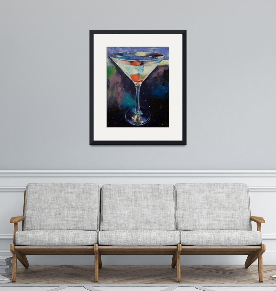"""""""Bombay Sapphire Martini"""" by creese"""