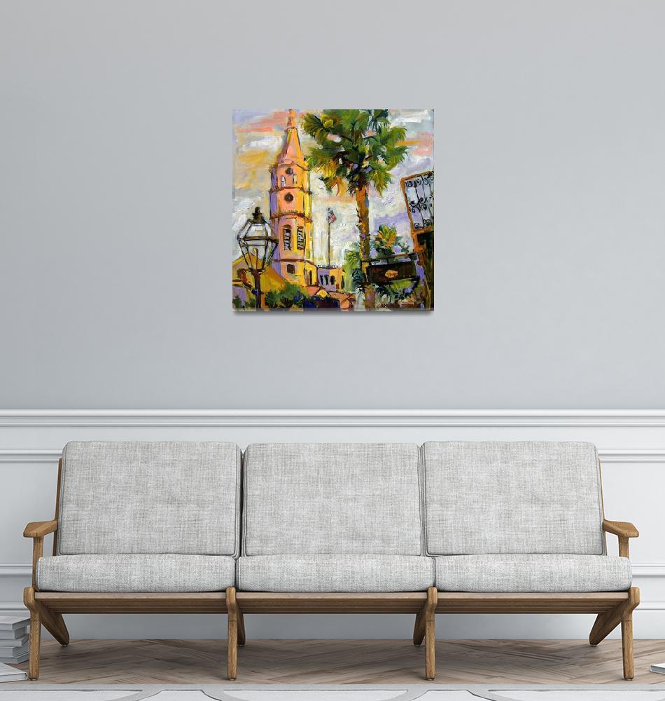 """Charleston South Carolina St. Michael"