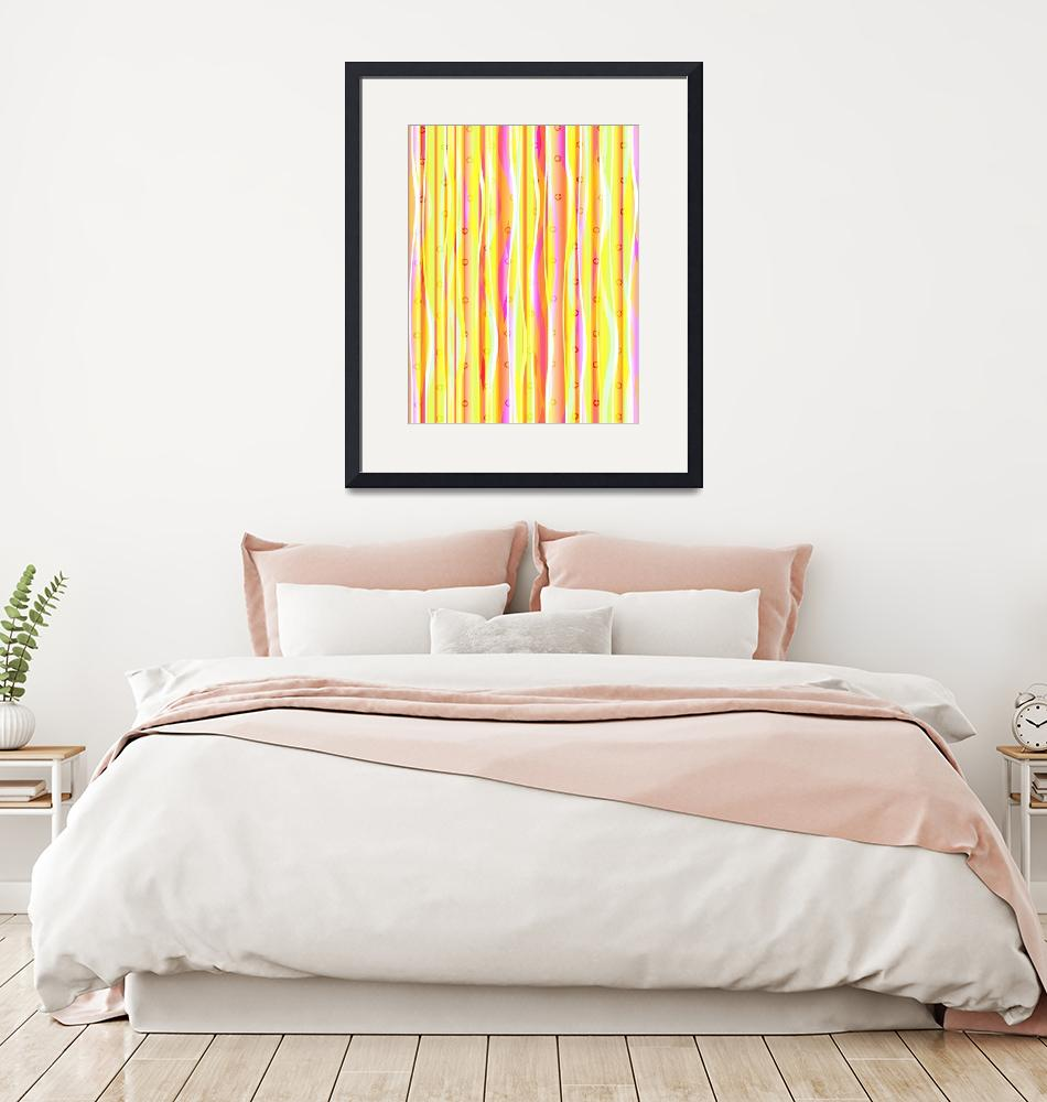 """""""Wavy Lines""""  by fineartmasters"""