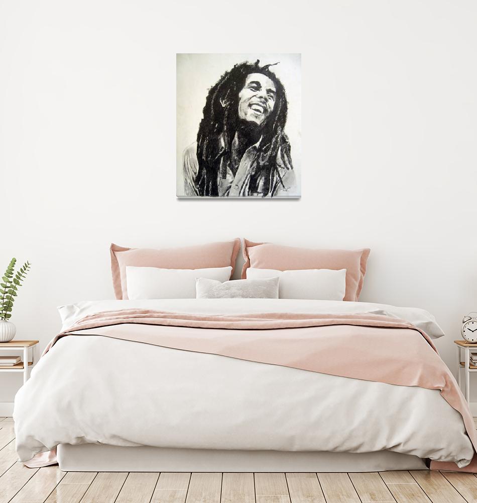 """""""Bob Marley""""  by ScottSmith"""